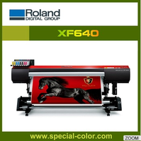 New roland XF640 eco solvent printer with epson dx7 printhead