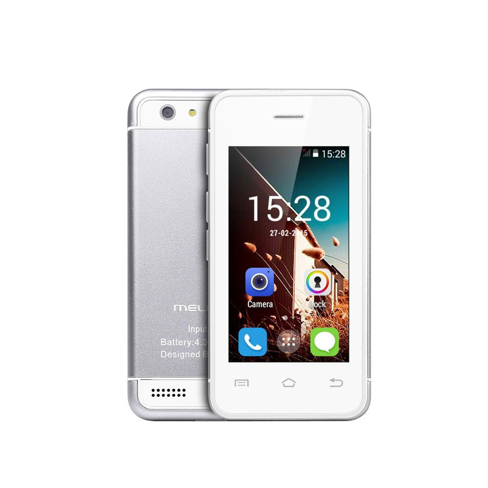 Melrose S9 MT6572A Dual Core 2.4 inch Screen 432x240 Melrose Single SIM Mini Android Mobile Phone