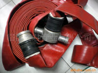 6 inch agriculture TPU Nitrile Rubber PVC lay flat irrigation hose