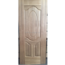 natural wood veneer hdf skin door