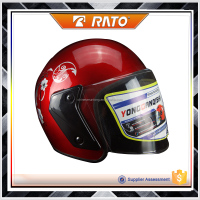 Popular and useful double visor motorcycle helmet for sale