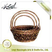 New product fruit basket,bamboo fruit basket,fruit basket with net cover alibaba sign in