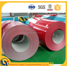 Large Stock PPGI Price/ color coated steel PPGI coil for roofing