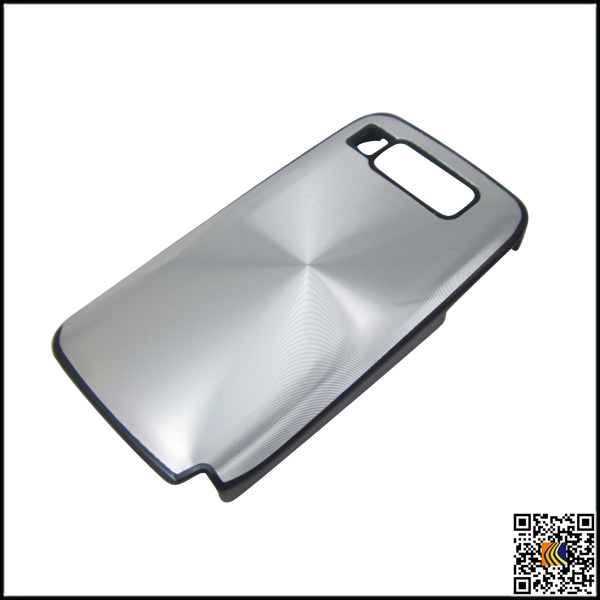 Fashion grain aluminum case, phone case , hard czse for Nokia E72