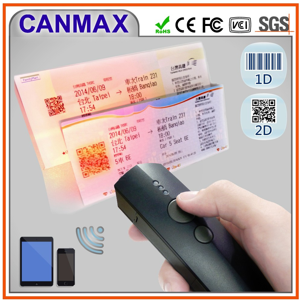 NEW 2D USB data collector barcode scanner android