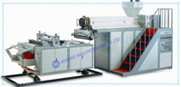 Easy and Simple To Handle cast film extruder machine