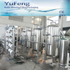 8000LPH water treatment machine with 2 stage RO