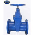 KEFA din ductile iron gate valves with gearbox