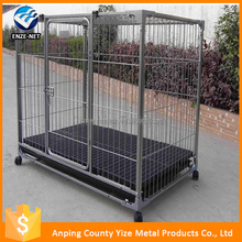 Mesh Solid Metal Dog Kennel/Medium Size Dog Cages For Outdoor