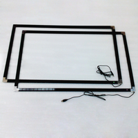 42 inch indoor IR touch screen frame