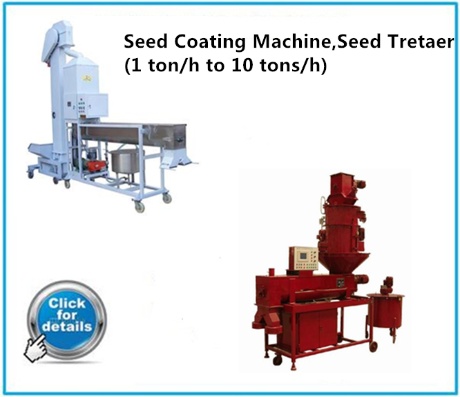 Rice Paddy Seed Cleaner and Grader (hot sale)