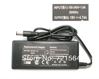 BY FEDEX N113 19V 4.74A 7.4*5.0 Replacment Laptop AC Power Charger for hp Laptop notebook power adapter free shipping