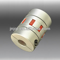 Flexible Shaft Servo/Stepper Motor Coupling Jaw Coupling