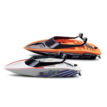 2019 new 2.4G racing remote control boat water toy rc yatcht