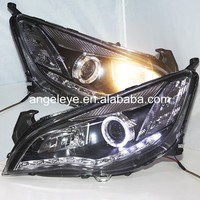 2010-2013 Year Excelle XT Opel Astra LED Head Light with LED Angel Eyes LDV1