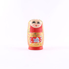 Handmade matryoshka nesting dolls Wholesale wooden russian dolls