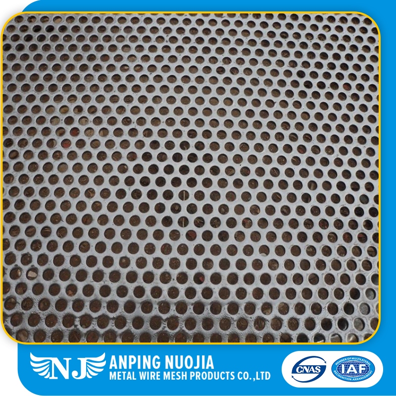 Hot Selling Gutter Leaf Guards Perforated Metal Mesh For Radiator Cover Mesh
