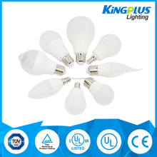 Enery saving a60 led bulb 7W 9W e27 LED bulb light AC85-265V in Canton Fair HK fair