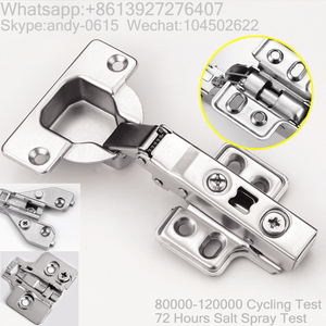 Cabinet soft close one way door Hydraulic hinge factory