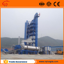 LB 800 hot asphalt batch mixing plant,Asphalt mixing plant capacity 60t
