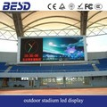 Convenient using led outdoor waterproof basketball scoreboard P16