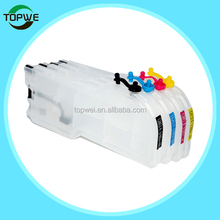 for brother refill ink cartridge LC133 LC135 LC137 with ARC, ink cartridges for Brother DCP-J4110DW ,MFC-J4510DW,MFC-J4710DW