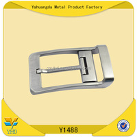 customized fashion style metal side release buckle promotional