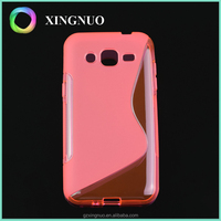 Soft tpu phone case for Samsung J2 J200