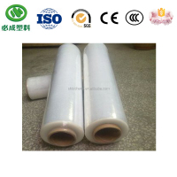 Casting And Transparency Soft Pe Stretch Film For Different Industrial Area