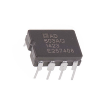 AD603AQ Low Noise, 90 MHz Variable-Gain Amplifier