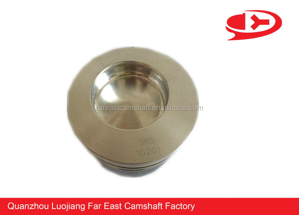 For Caterpillar engine spare parts S6K Piston