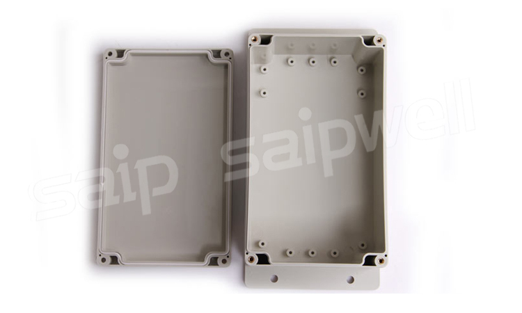 Saip / Saipwell High Quality Outdoor Electrical Panel Box With CE Certification