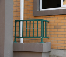 Air conditioner shelf /air conditioner frame /air conditioner fence