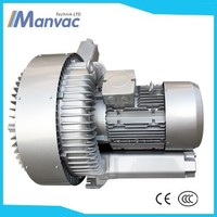 LD 055 H43 R28 wuxi IE3 Motor 5.5KW High Pressure Side Channel Blower