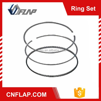 Piston Rings Air Compressor of 6BT