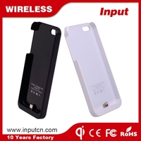 Alibaba express China supplier for iPhone 5 5S 5C phone case wireless charger receiver