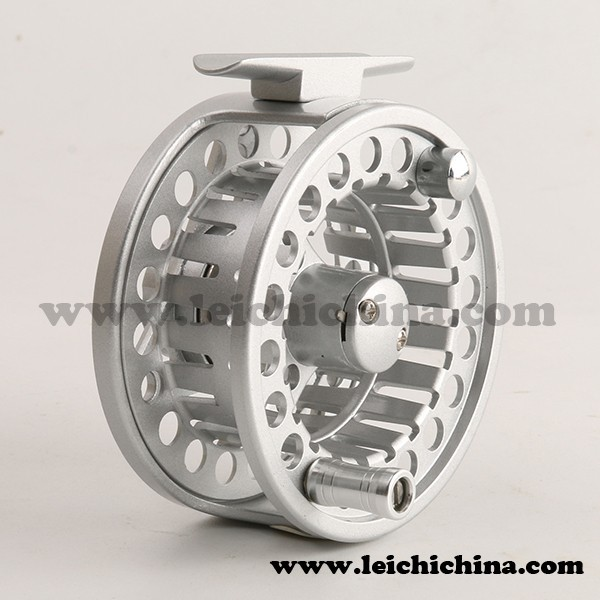Cheap bait-casting large arbor fly fishing reel made in china