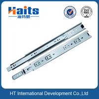 42mm 3 fold ball bearing heavy duty drawer slide guide