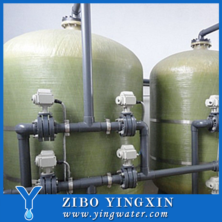 Top Quality Water Softening Equipment , Ro River Seawater Purification Unit