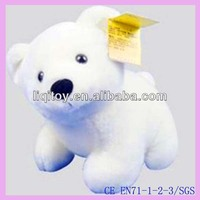 New Lovely stuffed soft plush polar bear toys