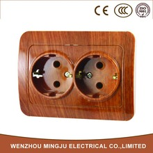 Cheapest Products Online Russia Euro Plug 5 Outlet Power Sockets With Switch