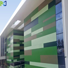 high quality aluminum cladding panel sheets,2mm 3mm 4mm 5mm pe coated aluminium composite panel acp sheet price