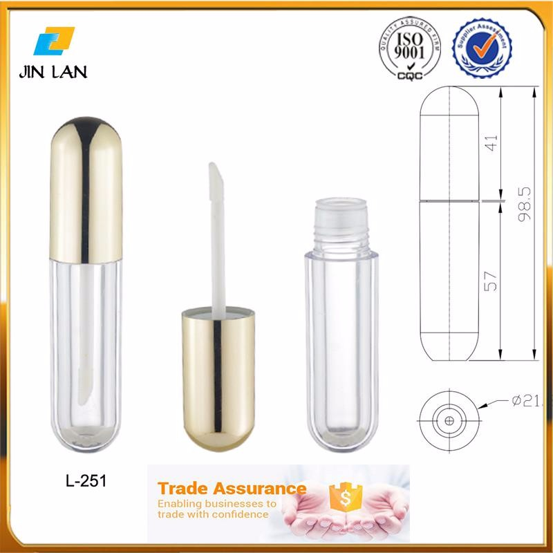 Cheap Price Empty lip gloss pen packaging Empty Cosmetic Click Pen packaging