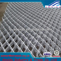 Stainless steel Beautiful grid wire mesh/beautiful grid mesh