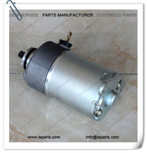 Electric Start Starter Motor 80cc Gas Engine Moped Scooter Motorcycle