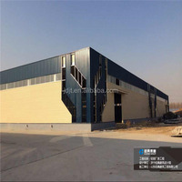 steel structure building, warehouse, workshop GCC