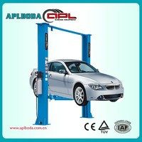 manufactory & export APLBODA brand 2 post car lift