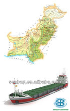 clearing and forwarding agent from Guangzhou to Pakistan
