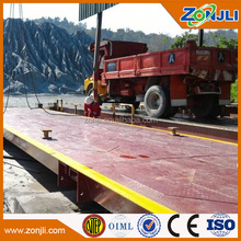 80t analog weighing truck scale