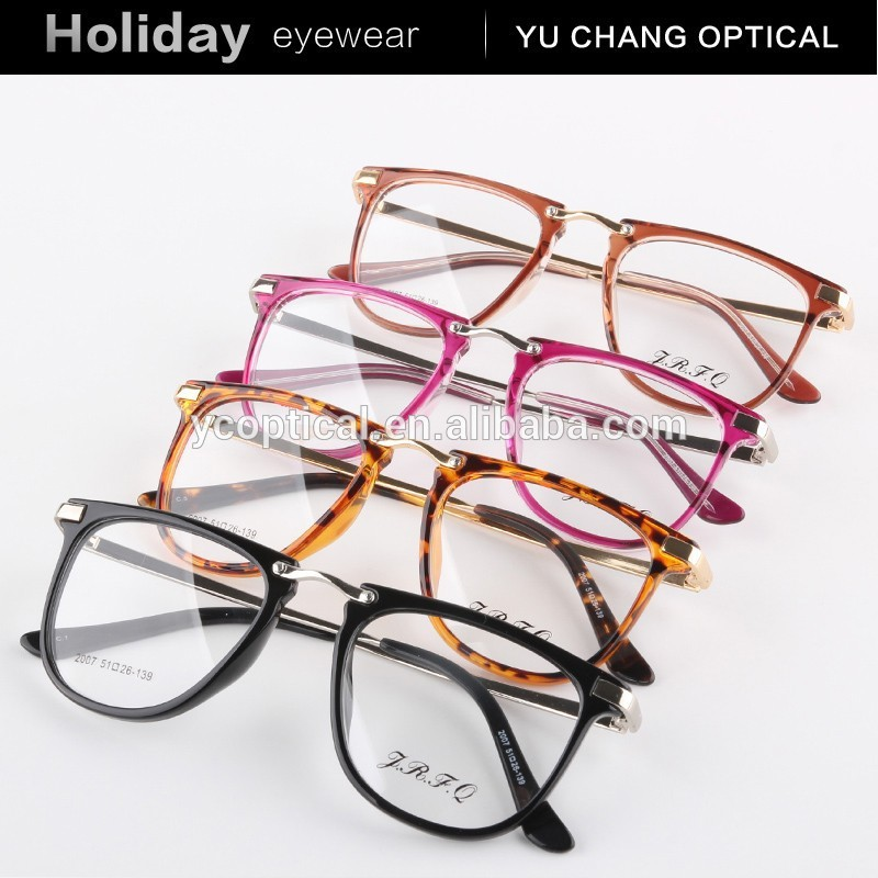custom made eyeglass frames full rim prescription eye glass display latest ladies office wear